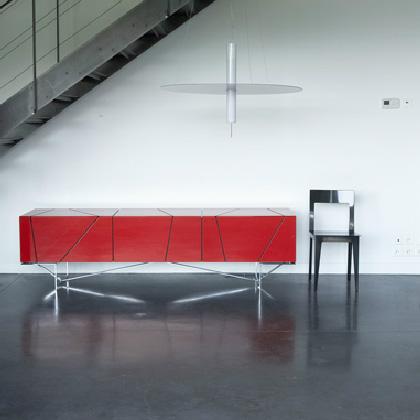 lines ligne roset sideboards. Black Bedroom Furniture Sets. Home Design Ideas