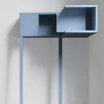 etagere de coin ligne roset. Black Bedroom Furniture Sets. Home Design Ideas